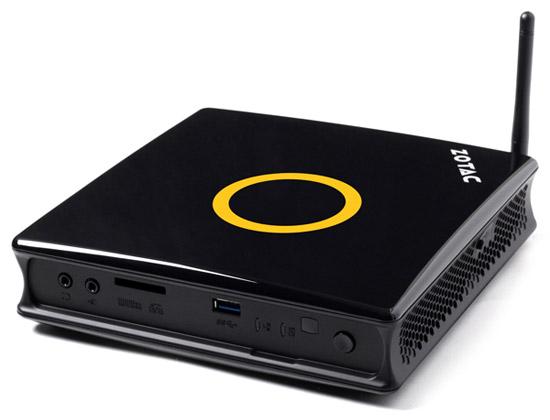 ZBOX EI750、ZBOX EI730 製品画像