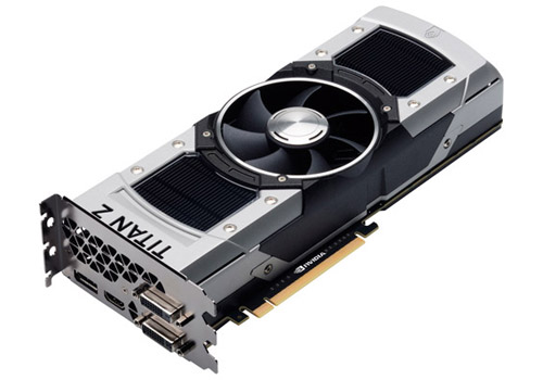 ZOTAC GeForce GTX TITAN Z 製品画像