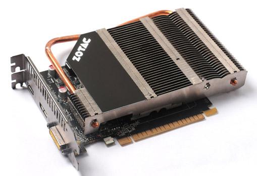 ZOTAC GeForce GTX 750 1GB ZONE Edition 製品画像