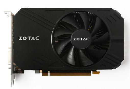 ZOTAC GeForce GTX 960 ITX Compact 製品画像