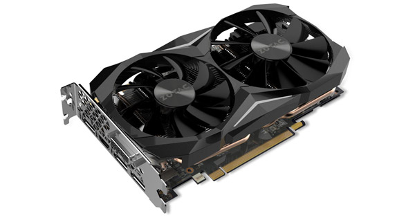 ZOTAC GeForce GTX 1080 Ti Mini 製品画像