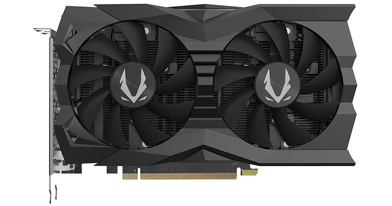 ZOTAC GAMING GeForce RTX 2070 SUPER MINI 製品画像