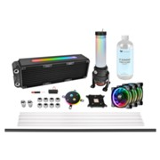 Pacific M360 Plus D5 Hard Tube RGB Water Cooling Kit