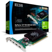 ELSA GeForce GT 730 2GB QD DDR5