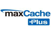 ティアリングテクノロジを導入した「maxCache Plus」を搭載
