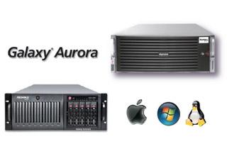 Galaxy® Auroraシリーズ 製品画像