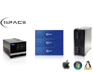 SPACEシリーズ 製品画像