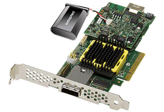 Adaptec ハードウェアRAIDカード