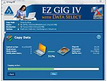 クローンソフト「EZ GIG」に対応