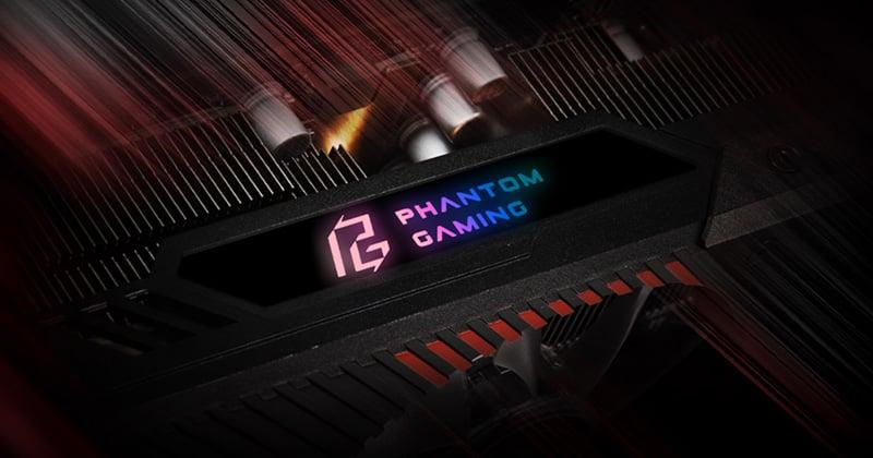 「Polychrome Sync」対応のアドレサブルRGB LED搭載