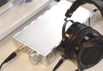 最大384kHz/32bit対応のヘッドフォンアンプ