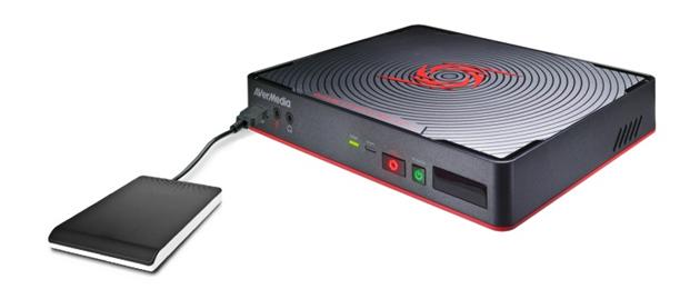 2.5インチHDD/SSDを内蔵可能、外付けHDDやUSBメモリも使える