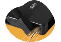 USB 3.0接続による高速なデータ転送