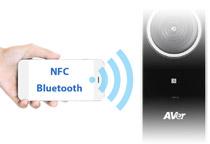 NFC/Bluetooth接続に対応
