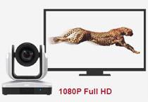 フルHD1080p解像度出力