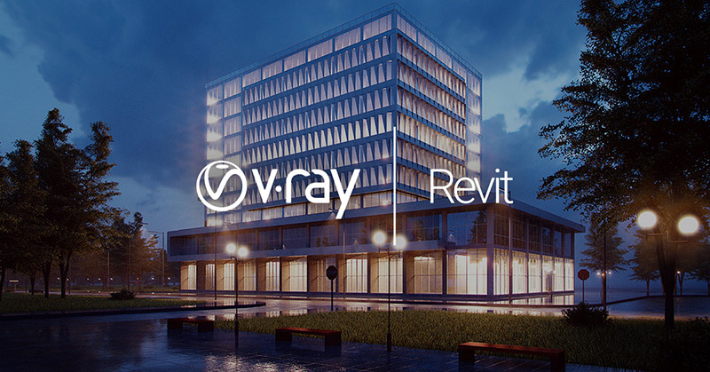 V-Ray Next for Revit