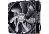 静音性能と冷却性能を両立するワイドレンジ PWM ファンを使用