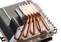 台座がヒートパイプで出来ているCDC技術を採用