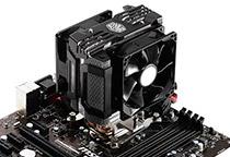 IntelやAMDの多くのCPUソケットに対応