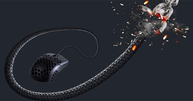 耐久性と柔軟性を兼ね備えたウルトラライトウィーブケーブル