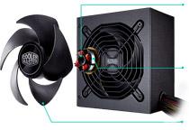耐久性と静音性に優れたSilencio FP 120mmファンを搭載