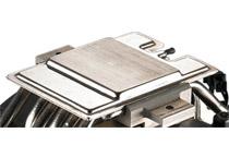 ベイパーチャンバーとヒートパイプを組み合わせた強力な冷却性能