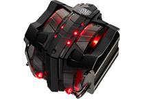 優れた静音性能を実現した大型の140mmワイドレンジPWMファンを2つ使用