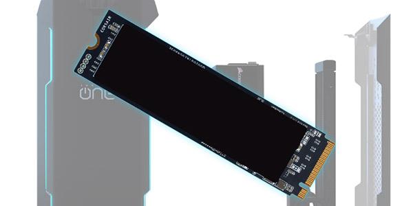480GB M.2 NVMe SSD、2TB HDD搭載