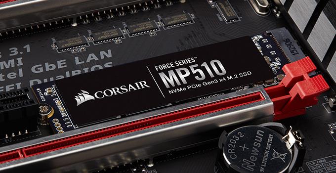 Corsair SSD Toolboxソフトウェアに対応