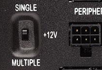 +12V出力モードの切り替えに対応