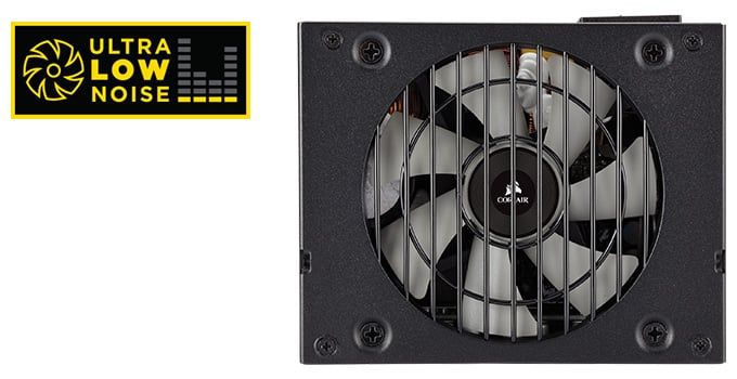 負荷に応じてファン回転を止める「Zero RPM Fan Mode」