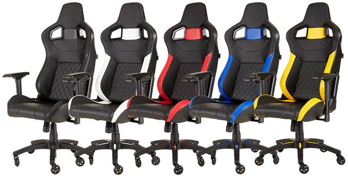 レーシングカーのような快適な座り心地を実現