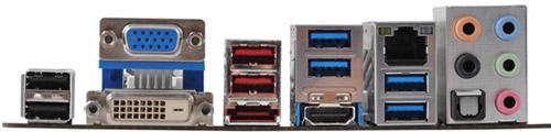AMD CrossFire&NVIDIA SLIサポート、mSATAスロットも装備