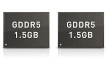 高速駆動するGDDR5メモリを合計3GB搭載