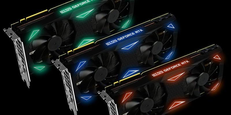 静音性に優れた新設計のS.A.C.3ファンを搭載