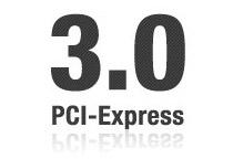 PCI Express 3.0に対応