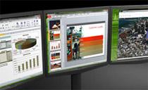 DisplayPort 1.2 マルチストリームテクノロジーに対応