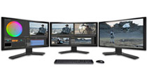 最大4画面出力、QFHD超高解像度出力に対応