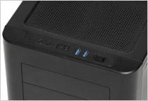 USB 3.0ポート、ファンコントローラ対応