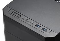 USB 3.0ポートを搭載