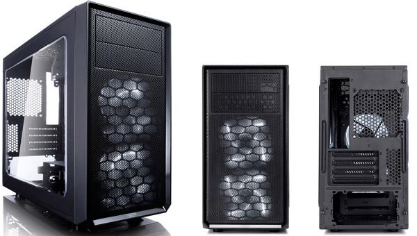 洗練されたケースデザインとスマートな設計を採用する「Focus」シリーズ