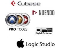 プロ向けの音楽制作ツールをサポート