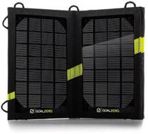 折りたたみ収納ができる高出力ソーラーパネル
