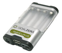 充電式電池の蓄電、モバイル機器への充電に対応