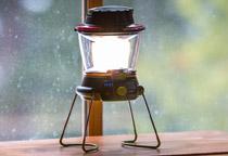 点灯モードの切り替えと輝度調節に対応