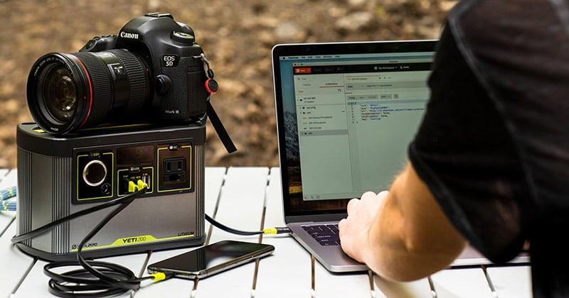急速充電対応のUSB Type-C PDポートを搭載