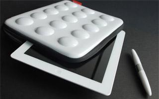 iPad 2 ホワイトモデルにマッチしたデザイン