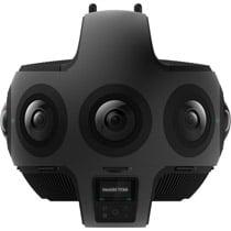 最大11K解像度に対応したプロフェッショナル向け360度カメラ