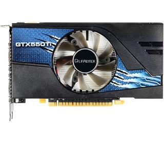 NVIDIA GeForce GTX 550 Ti GPUを搭載