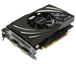 NVIDIA GeForce GTX560 GPUを搭載